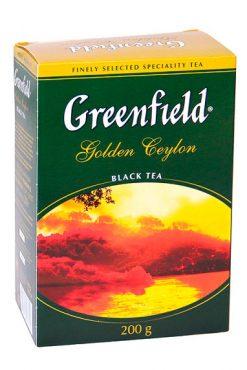Чай Гринфилд, Golden Ceylon