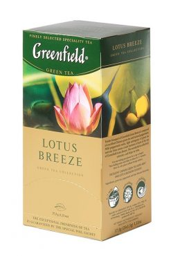 Чай Гринфилд, зеленый