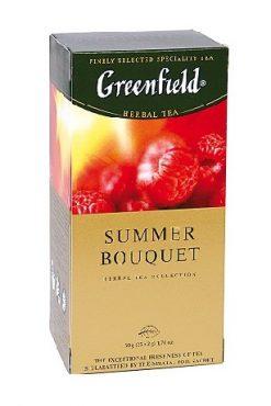 Чай Гринфилд, Summer Bouguet