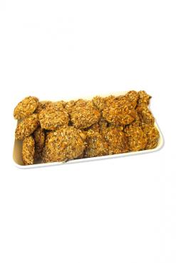 Песочное печенье Французское с семенами