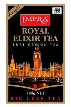 Чай IMPRA, черный, 100г.
