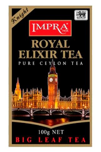 Чай IMPRA, черный, 100г. Цейлон с доставкой по Словении