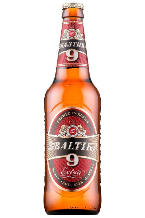 Пиво Балтика №9