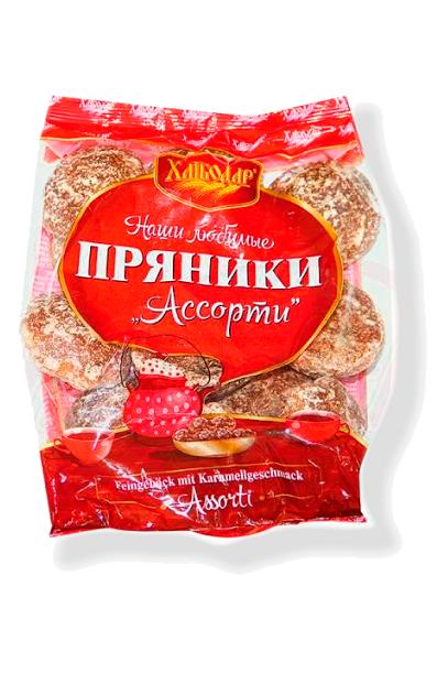 Medenjaki MIX, 400g. Ukrajina z dostavo v Sloveniji