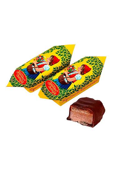 Čokobonboni z lešniki Rdeča kapica, na vago, Rusija z dostavo v Sloveniji