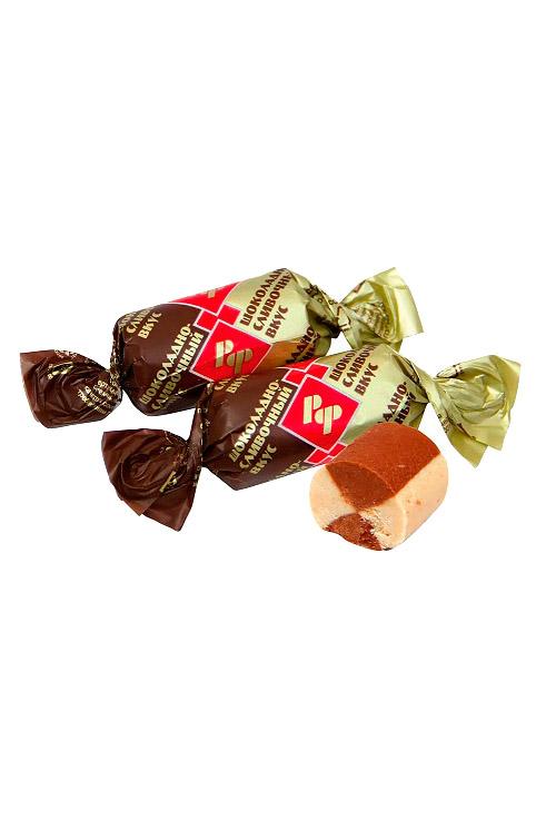 Батончики Рот Фронт с шоколадно-сливочным вкусом, весовые с доставкой по Словении