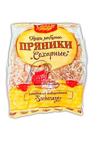 Medenjaki sladkorni, 400g. Ukrajina z dostavo v Sloveniji