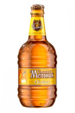 Пиво Старый мельник, бочковое