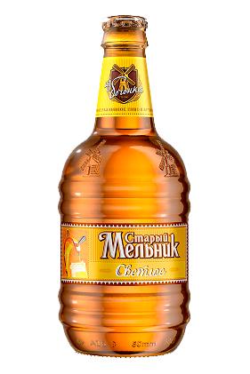 PIVO Stari Mlinar svetlo 4,3%, 0,45L Rusija z dostavo v Sloveniji