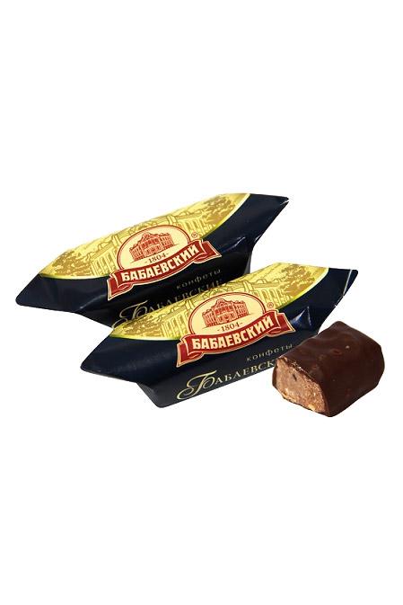 Конфеты Бабаевские с миндалем. Продажа в Словении, Австрии