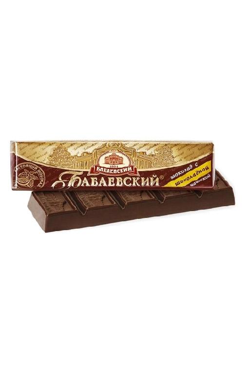 Батончик Бабаевский с шоколадной начинкой с доставкой по Словении