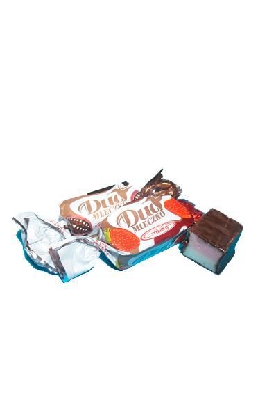 Два слоя суфле в шоколаде Duo