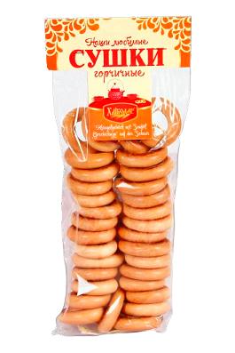 Сушки горчичные на веревочке, 270г. Украина с доставкой по Словении
