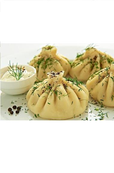 Hinkali, Ruska kuharica, 1kg. Slovenija, zamrznjeni izdelki z dostavo v Sloveniji