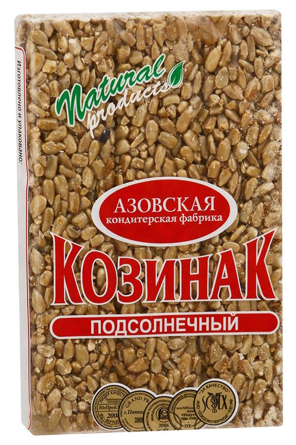 Козинак из семян подсолнечника, 150г. Россия с доставкой по Словении