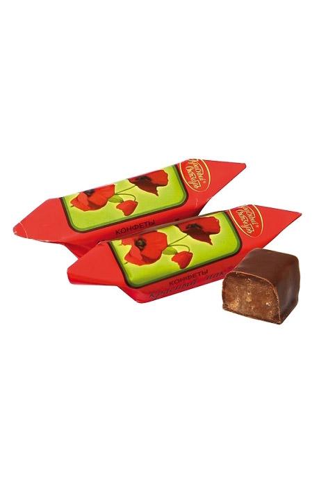 Конфеты Красный мак, Красный Октябрь. Продажа в Словении