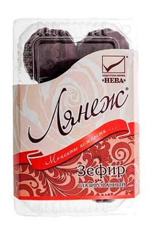 Zefir Ljanež v čokoladi, 450g. Rusija z dostavo v Sloveniji