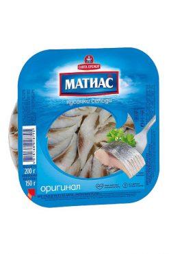 Филе сельди в масле Matias