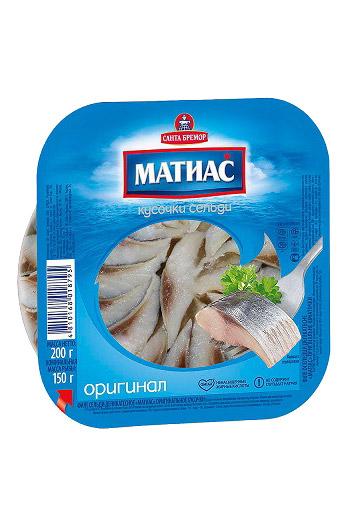 File slanika Matias v olju, 200g. Belorusija z dostavo v Sloveniji