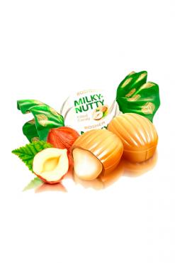 Молочная карамель Milki-Nutty