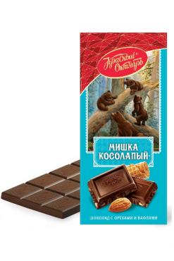 Шоколад Мишка косолапый