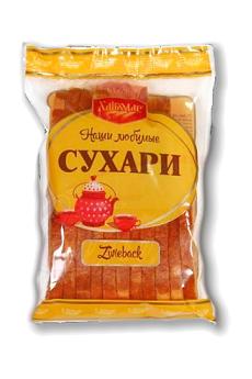 Сухари ванильные, 300г. Украина с доставкой по Словении