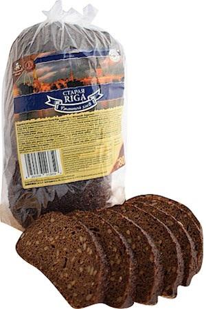 Kruh ržen Stara Riga s kumino, 780g. zamrznjen z dostavo v Sloveniji