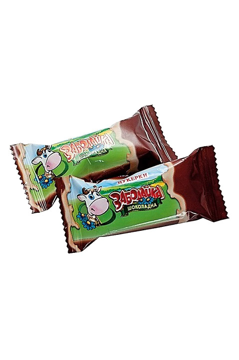 Bonboni Zabodajka čokoladna v čokoladniglazuri, na vago, Ukrajina z dostavo v Sloveniji