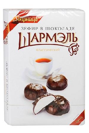 Зефир Шармель в шоколаде