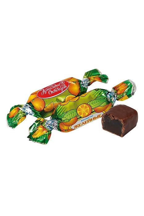 Žele v čokoladi pomaranča, na vago, Rusija z dostavo v Sloveniji