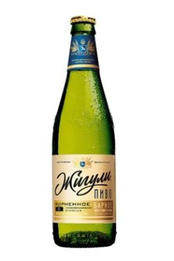 Пиво Жигули барное светлое, 0,5л.