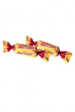 Конфеты Золотой марципан.