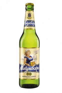 Пиво Жигули Фирменное