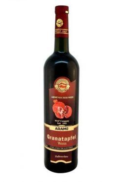 Гранатовое вино ARAME