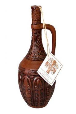 Вино Киндзмараули, красное полусладкое грузинское