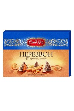Конфеты Перезвон с вафельной крошкой
