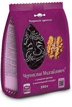 Фруктовичи: Чернослив Михайлович с грецким орехом