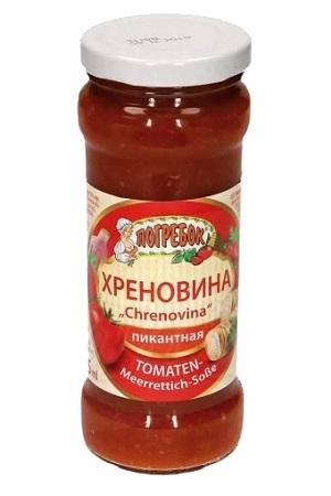 Hrenovina, pekoča paradižnikova omaka, 295g. Poljska z dostavo v Sloveniji