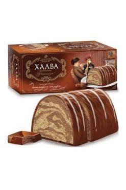 Халва в какаоглазури, Фантазия
