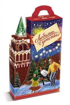 Новогодний подарок Любимые с детства, Башня