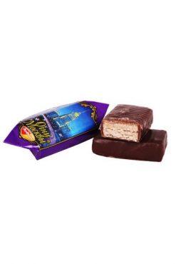 Шоколадные конфеты Огни Москвы