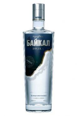 Водка Байкал, Россия, 0,5л.