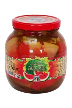 Консервированные арбузы Молдаванка