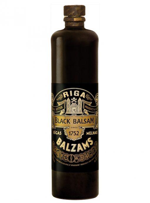 Рижский черный бальзам