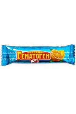 Батончик Гематоген Русский с витамином С