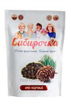 Сибирский кедровый орех