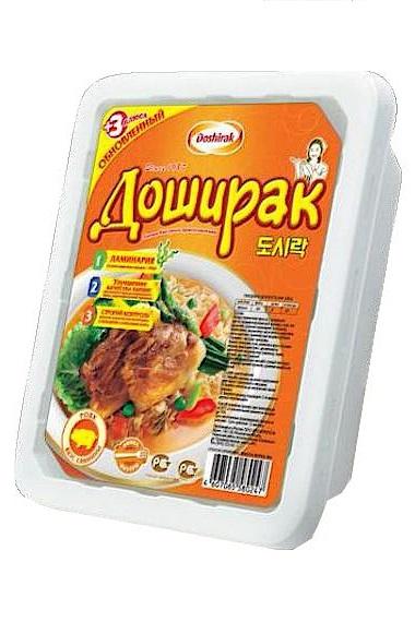 Doširak z okusom svinskega mesa, 90g., Rusija z dostavo v Sloveniji