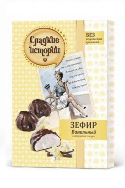 Зефир Сладкие истории в шоколаде