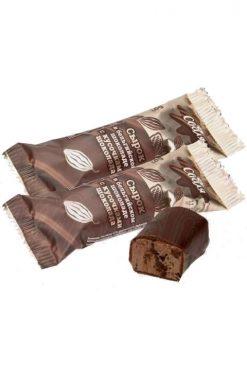 Творожный шоколадный сырок