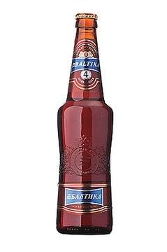 Пиво Балтика №4